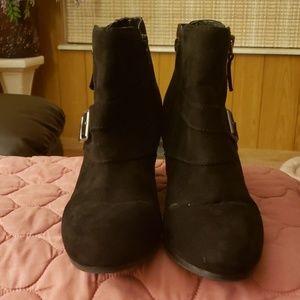Women's Arizona Jean Co Faux Suede Ankle Boots